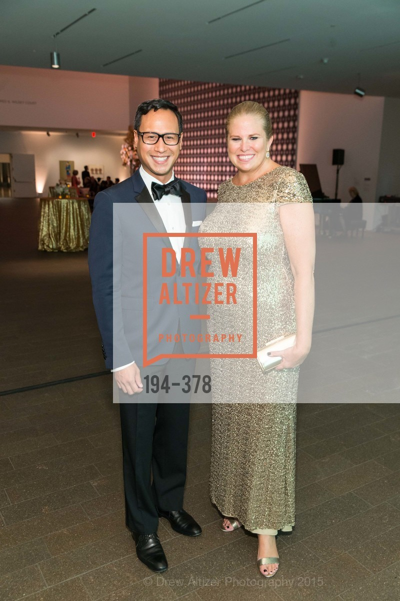 Hadley Wilson, Julie Yarbrough, Tenth Anniversary Celebration of the New de Young  Museum, de Young Museum. 50 Hagiwara Tea Garden Dr, October 14th, 2015,Drew Altizer, Drew Altizer Photography, full-service agency, private events, San Francisco photographer, photographer california