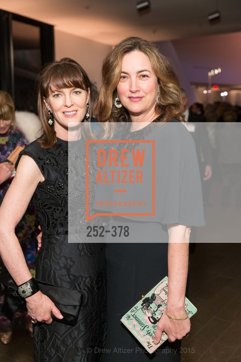 Allison Speer, Alexis Traina, Tenth Anniversary Celebration of the New de Young  Museum, de Young Museum. 50 Hagiwara Tea Garden Dr, October 14th, 2015,Drew Altizer, Drew Altizer Photography, full-service agency, private events, San Francisco photographer, photographer california