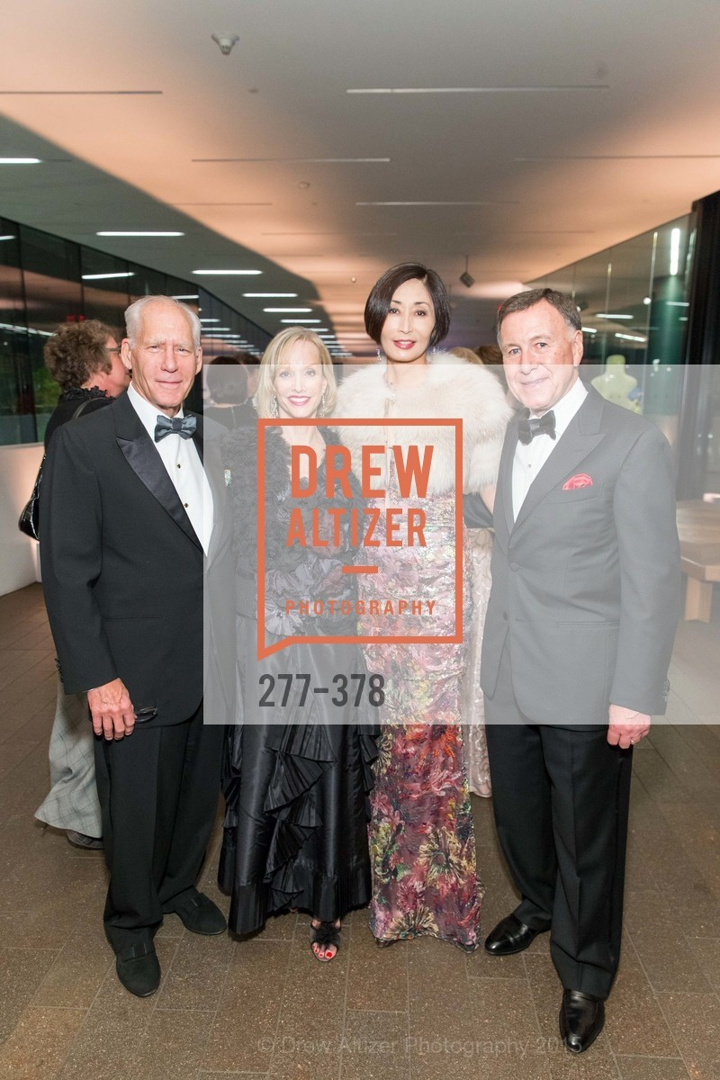 Gary Shansby, OJ Shansby, Yurie Pascarella, Carl Pascarella, Tenth Anniversary Celebration of the New de Young  Museum, de Young Museum. 50 Hagiwara Tea Garden Dr, October 14th, 2015,Drew Altizer, Drew Altizer Photography, full-service agency, private events, San Francisco photographer, photographer california