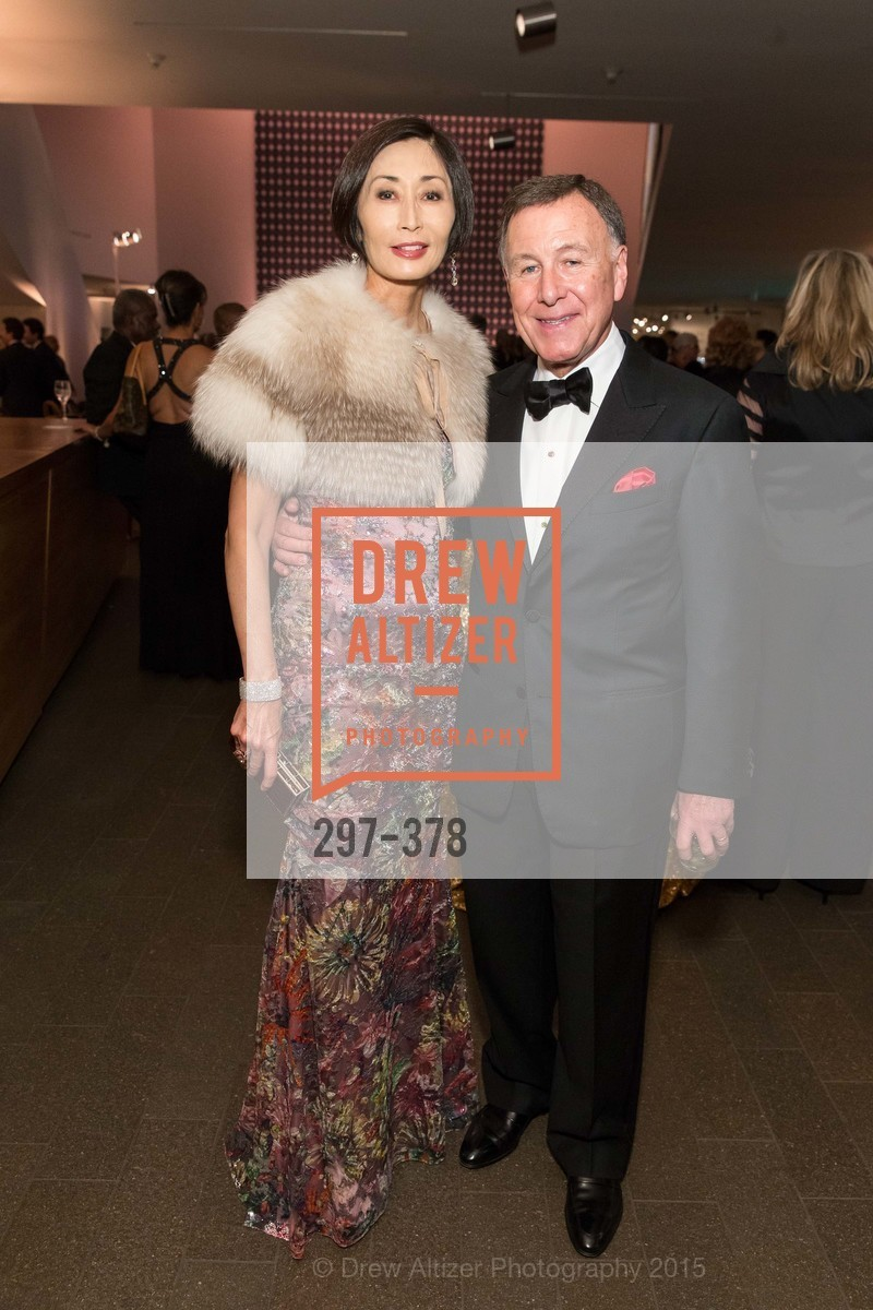 Yurie Pascarella, Carl Pascarella, Tenth Anniversary Celebration of the New de Young  Museum, de Young Museum. 50 Hagiwara Tea Garden Dr, October 14th, 2015,Drew Altizer, Drew Altizer Photography, full-service agency, private events, San Francisco photographer, photographer california