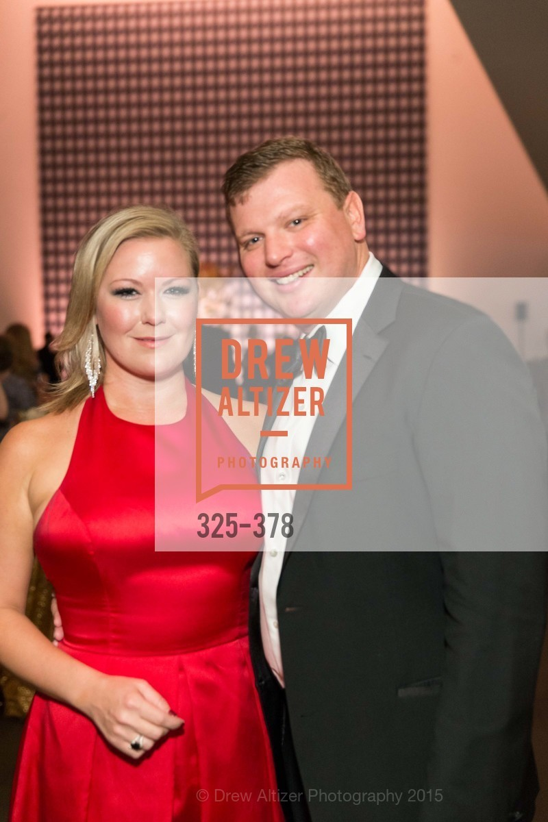 Liz Curtis, Joshua Reynolds, Tenth Anniversary Celebration of the New de Young  Museum, de Young Museum. 50 Hagiwara Tea Garden Dr, October 14th, 2015,Drew Altizer, Drew Altizer Photography, full-service agency, private events, San Francisco photographer, photographer california