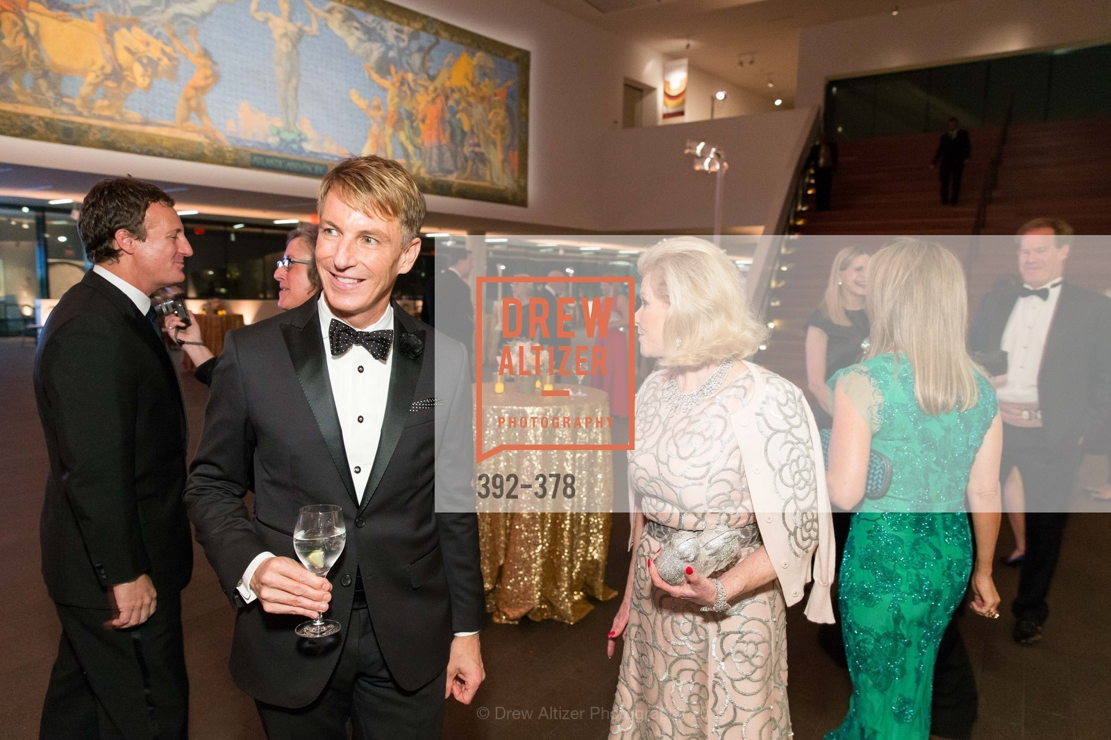 Jack Calhoun, Dede Wilsey, Tenth Anniversary Celebration of the New de Young  Museum, de Young Museum. 50 Hagiwara Tea Garden Dr, October 14th, 2015,Drew Altizer, Drew Altizer Photography, full-service event agency, private events, San Francisco photographer, photographer California