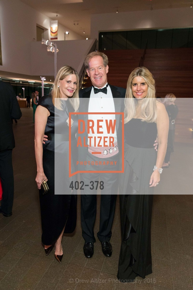 Mary Beth Shimmon, Carson Levit, Suzanne Levit, Tenth Anniversary Celebration of the New de Young  Museum, de Young Museum. 50 Hagiwara Tea Garden Dr, October 14th, 2015,Drew Altizer, Drew Altizer Photography, full-service agency, private events, San Francisco photographer, photographer california