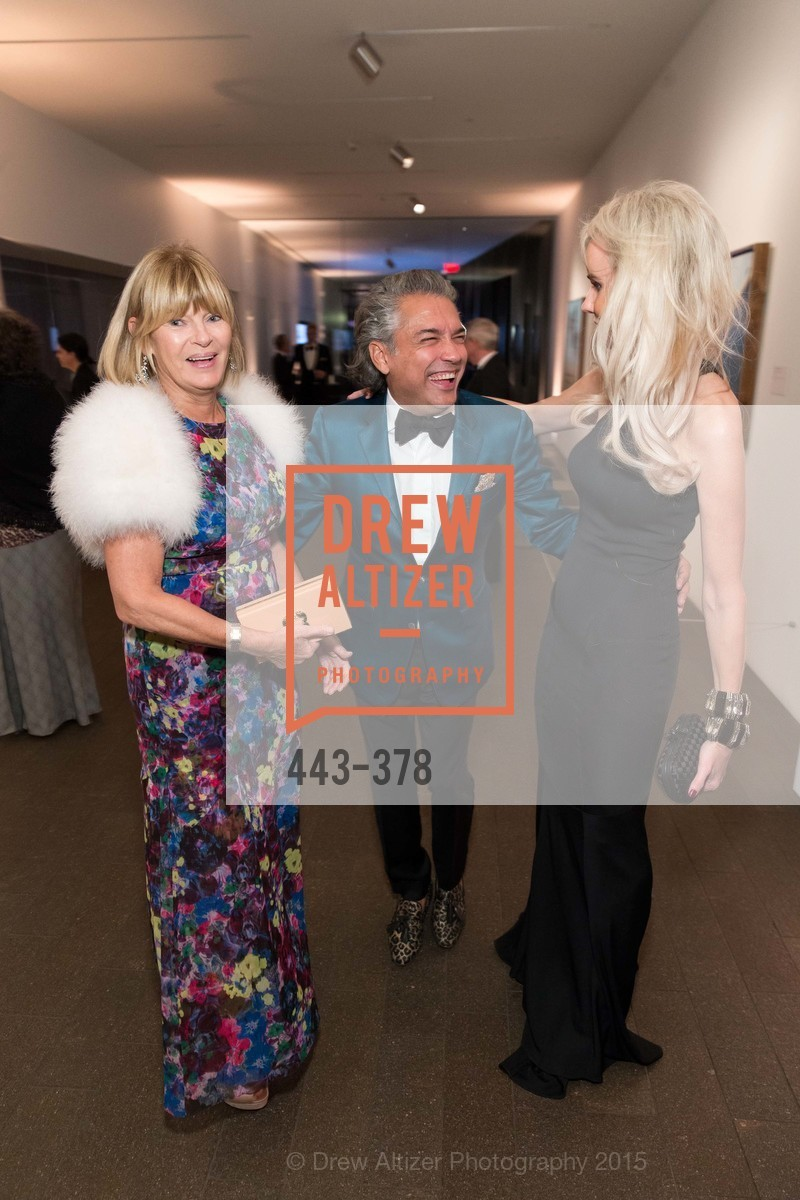 Vanessa Getty, Tenth Anniversary Celebration of the New de Young  Museum, de Young Museum. 50 Hagiwara Tea Garden Dr, October 14th, 2015,Drew Altizer, Drew Altizer Photography, full-service event agency, private events, San Francisco photographer, photographer California
