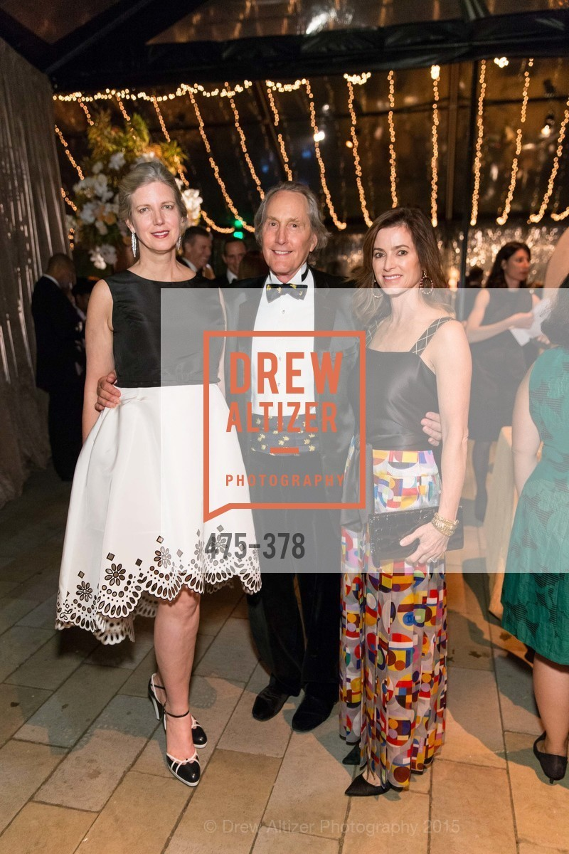 Pasha Thornton, Laney Thornton, Carol Bonnie, Tenth Anniversary Celebration of the New de Young  Museum, de Young Museum. 50 Hagiwara Tea Garden Dr, October 14th, 2015,Drew Altizer, Drew Altizer Photography, full-service agency, private events, San Francisco photographer, photographer california