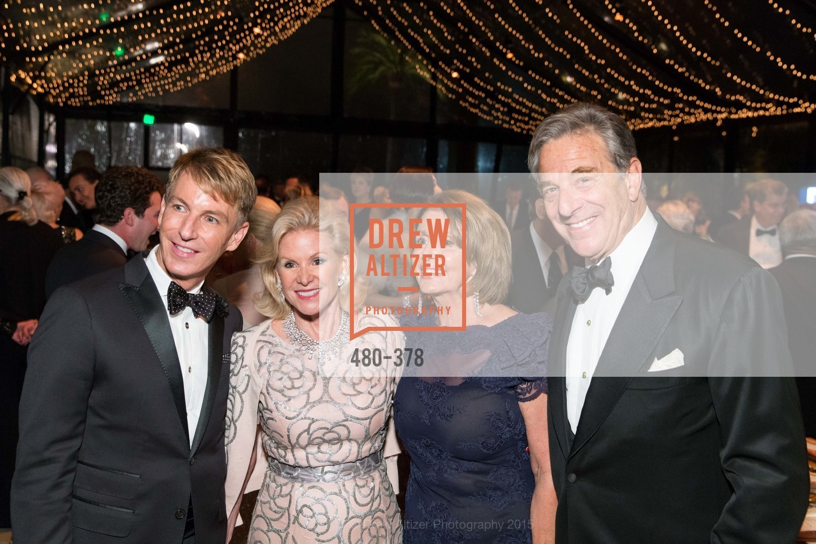 Jack Calhoun, Dede Wilsey, Nancy Pelosi, Paul Pelosi, Tenth Anniversary Celebration of the New de Young  Museum, de Young Museum. 50 Hagiwara Tea Garden Dr, October 14th, 2015,Drew Altizer, Drew Altizer Photography, full-service agency, private events, San Francisco photographer, photographer california