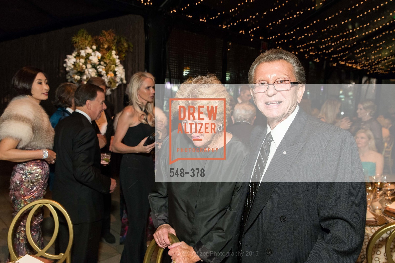 Judy Marcus, George Marcus, Tenth Anniversary Celebration of the New de Young  Museum, de Young Museum. 50 Hagiwara Tea Garden Dr, October 14th, 2015,Drew Altizer, Drew Altizer Photography, full-service event agency, private events, San Francisco photographer, photographer California