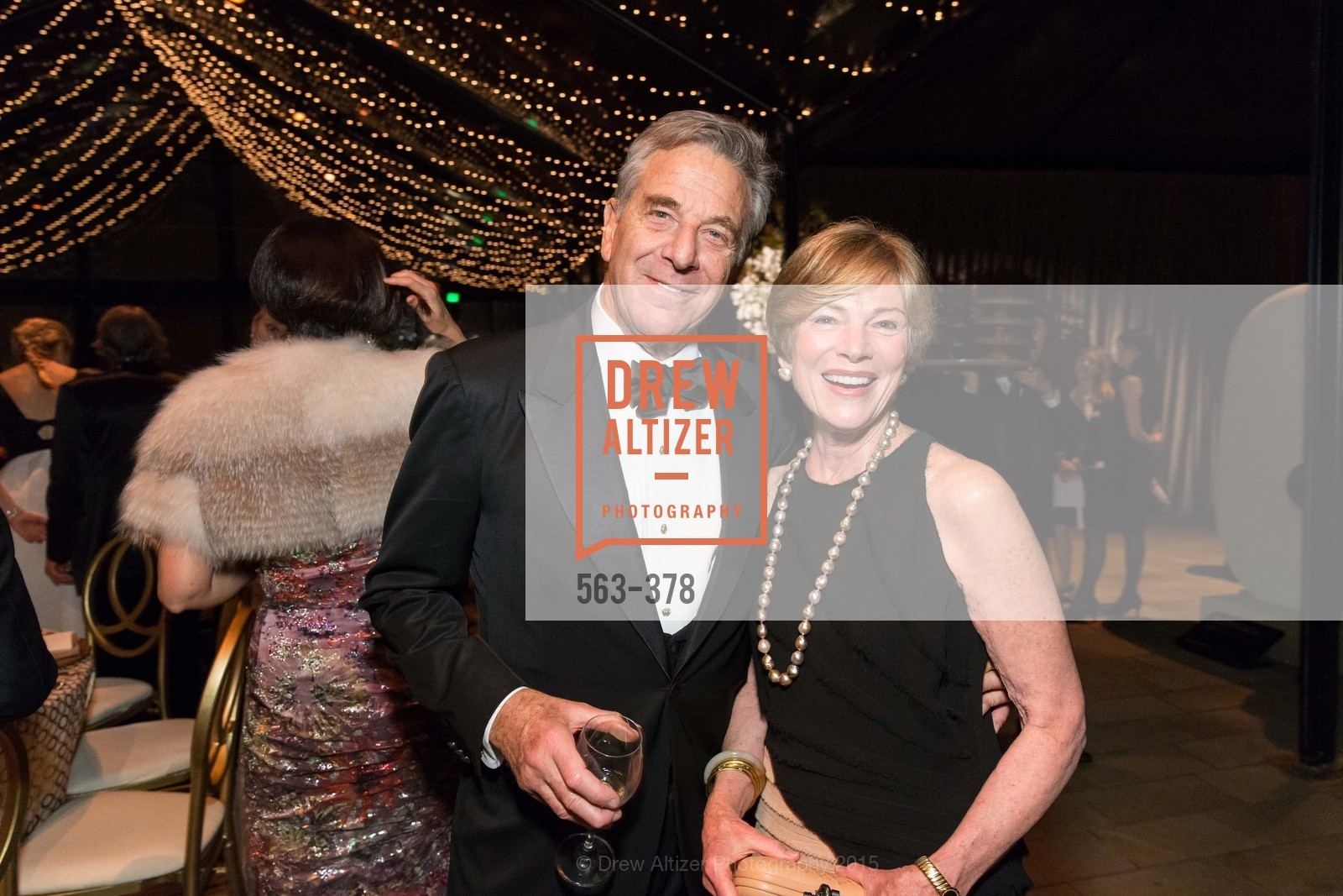 Paul Pelosi, Pam Kramlich, Tenth Anniversary Celebration of the New de Young  Museum, de Young Museum. 50 Hagiwara Tea Garden Dr, October 14th, 2015,Drew Altizer, Drew Altizer Photography, full-service agency, private events, San Francisco photographer, photographer california