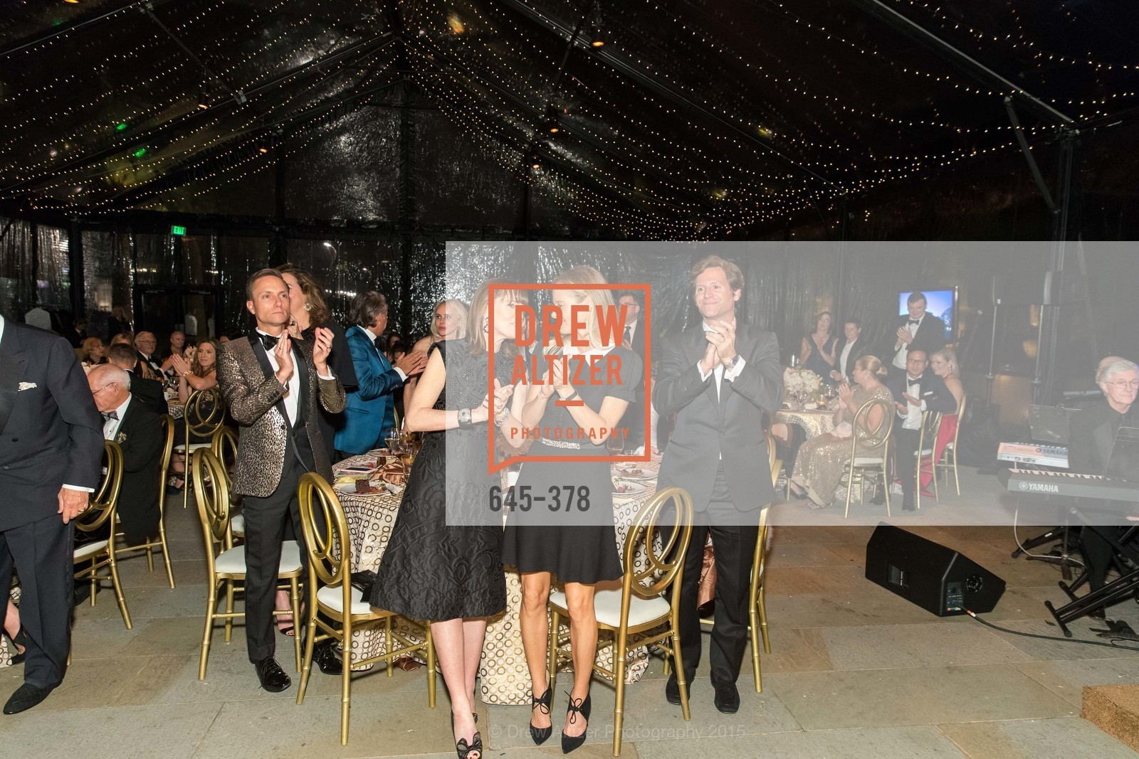 Ken Fulk, Allison Speer, Katie Traina, Trevor Traina, Tenth Anniversary Celebration of the New de Young  Museum, de Young Museum. 50 Hagiwara Tea Garden Dr, October 14th, 2015,Drew Altizer, Drew Altizer Photography, full-service agency, private events, San Francisco photographer, photographer california