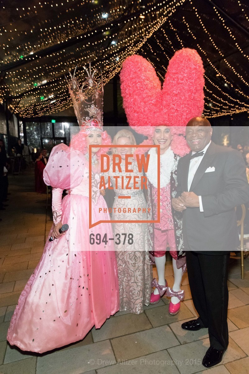 Dede Wilsey, Willie Brown, Tenth Anniversary Celebration of the New de Young  Museum, de Young Museum. 50 Hagiwara Tea Garden Dr, October 14th, 2015,Drew Altizer, Drew Altizer Photography, full-service agency, private events, San Francisco photographer, photographer california