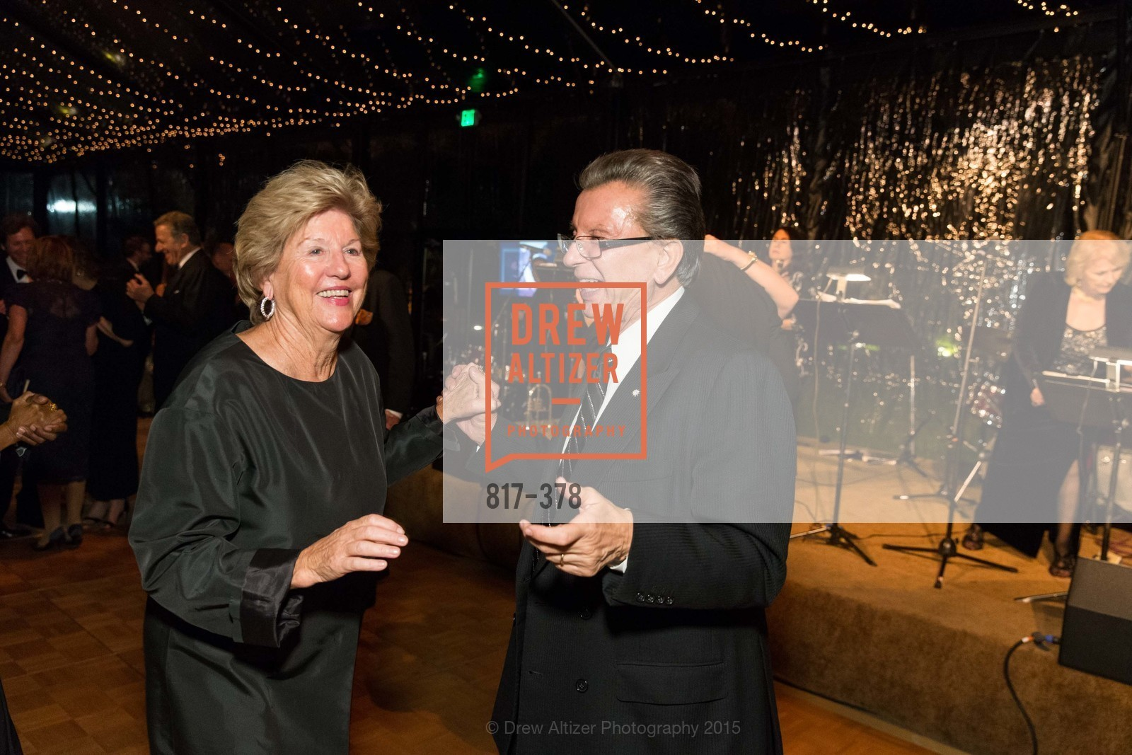 Judy Marcus, George Marcus, Tenth Anniversary Celebration of the New de Young  Museum, de Young Museum. 50 Hagiwara Tea Garden Dr, October 14th, 2015,Drew Altizer, Drew Altizer Photography, full-service agency, private events, San Francisco photographer, photographer california