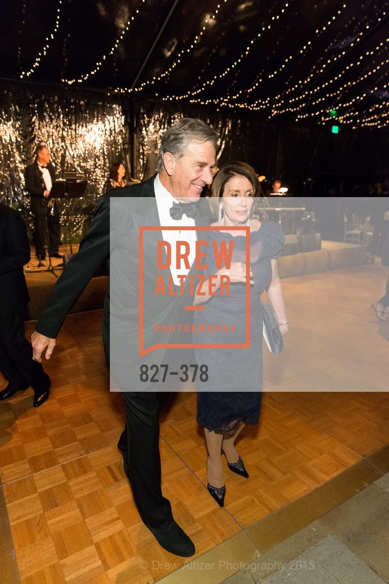 Paul Pelosi, Nancy Pelosi, Tenth Anniversary Celebration of the New de Young  Museum, de Young Museum. 50 Hagiwara Tea Garden Dr, October 14th, 2015,Drew Altizer, Drew Altizer Photography, full-service event agency, private events, San Francisco photographer, photographer California