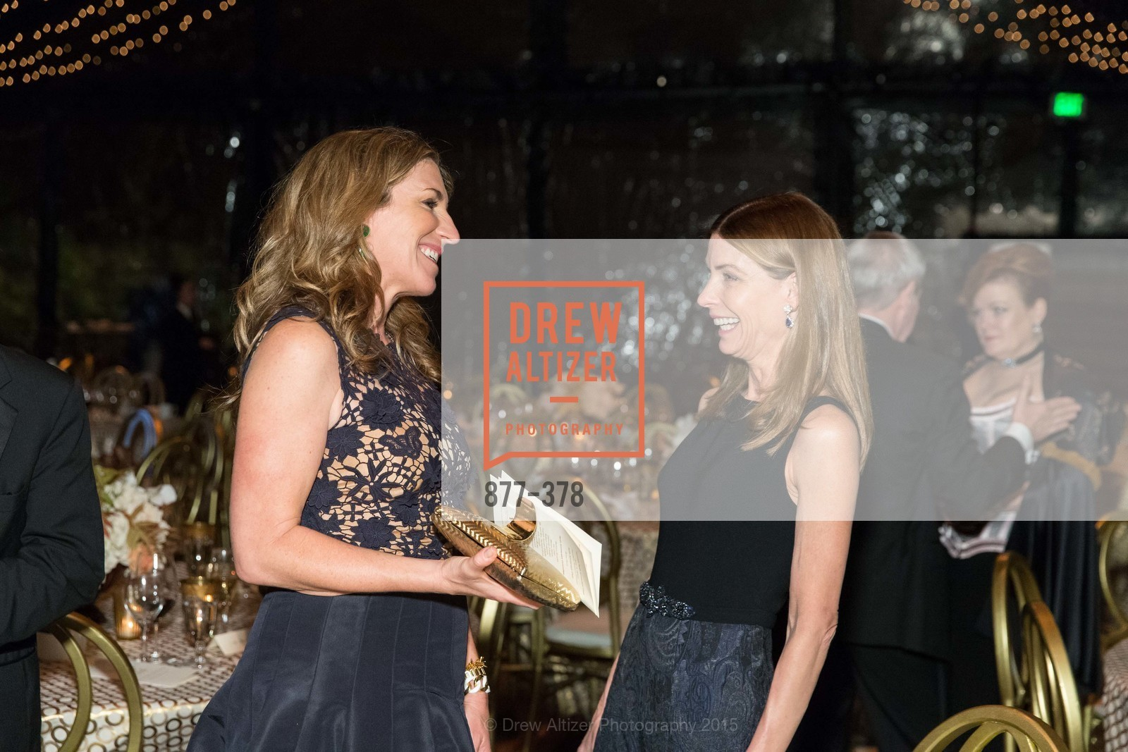 Lorna Meyer Calas, Stephanie Milligan, Tenth Anniversary Celebration of the New de Young  Museum, de Young Museum. 50 Hagiwara Tea Garden Dr, October 14th, 2015,Drew Altizer, Drew Altizer Photography, full-service agency, private events, San Francisco photographer, photographer california