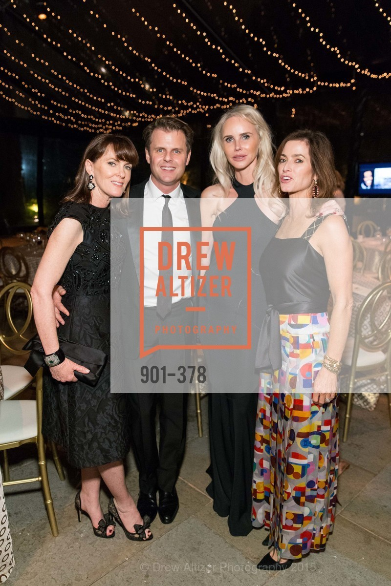 Allison Speer, Adam Lippes, Vanessa Getty, Carol Bonnie, Tenth Anniversary Celebration of the New de Young  Museum, de Young Museum. 50 Hagiwara Tea Garden Dr, October 14th, 2015,Drew Altizer, Drew Altizer Photography, full-service agency, private events, San Francisco photographer, photographer california
