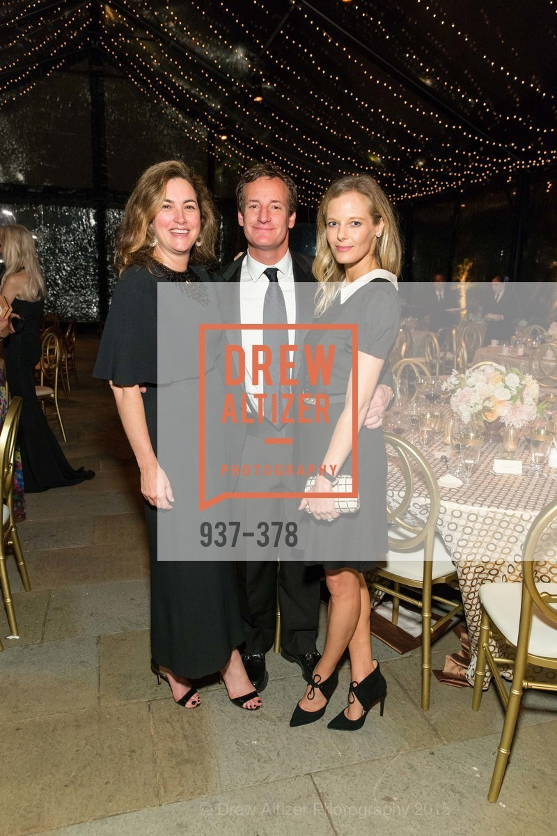 Alexis Traina, Todd Traina, Katie Traina, Tenth Anniversary Celebration of the New de Young  Museum, de Young Museum. 50 Hagiwara Tea Garden Dr, October 14th, 2015,Drew Altizer, Drew Altizer Photography, full-service event agency, private events, San Francisco photographer, photographer California