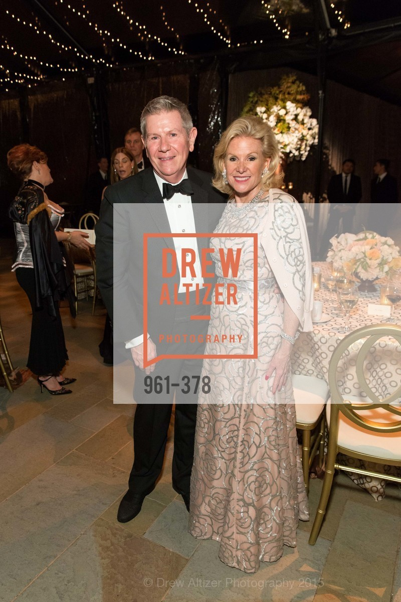 Richard Benefield, Dede Wilsey, Tenth Anniversary Celebration of the New de Young  Museum, de Young Museum. 50 Hagiwara Tea Garden Dr, October 14th, 2015,Drew Altizer, Drew Altizer Photography, full-service agency, private events, San Francisco photographer, photographer california