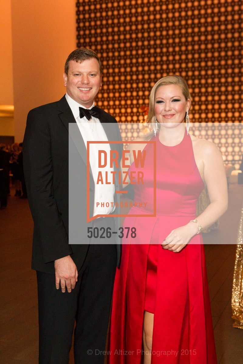 Joshua Reynolds, Liz Curtis, Tenth Anniversary Celebration of the New de Young  Museum, de Young Museum. 50 Hagiwara Tea Garden Dr, October 14th, 2015,Drew Altizer, Drew Altizer Photography, full-service agency, private events, San Francisco photographer, photographer california