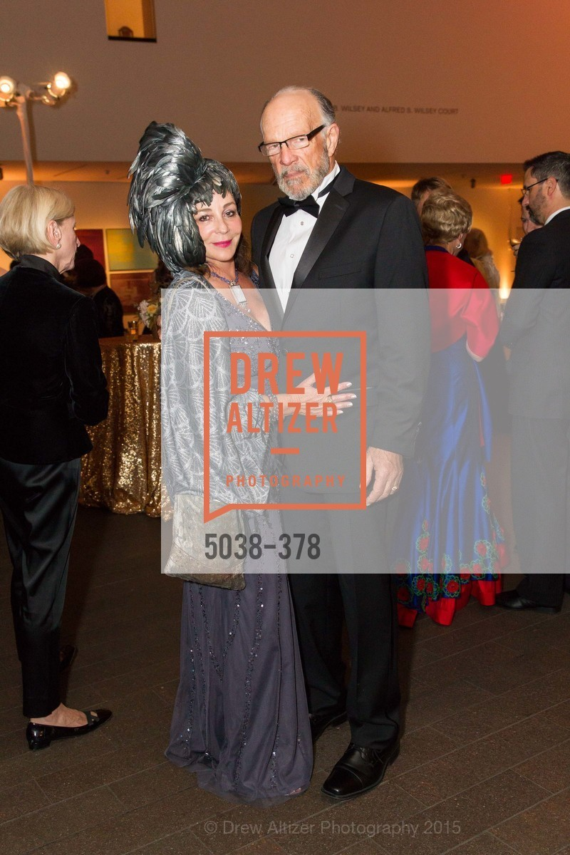 Donna Huggins, John Jamieson, Tenth Anniversary Celebration of the New de Young  Museum, de Young Museum. 50 Hagiwara Tea Garden Dr, October 14th, 2015,Drew Altizer, Drew Altizer Photography, full-service agency, private events, San Francisco photographer, photographer california