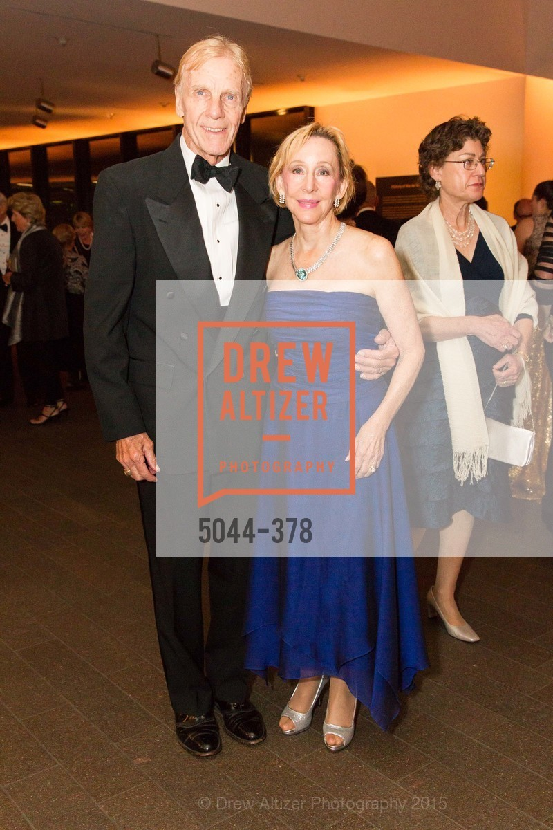 Richard Rigg, Pamela Rigg, Tenth Anniversary Celebration of the New de Young  Museum, de Young Museum. 50 Hagiwara Tea Garden Dr, October 14th, 2015,Drew Altizer, Drew Altizer Photography, full-service agency, private events, San Francisco photographer, photographer california