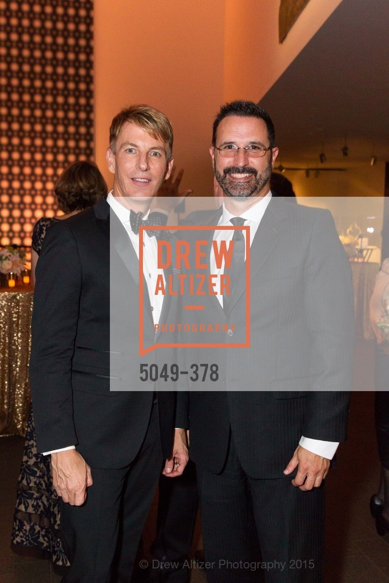 Jack Calhoun, Charlie Castillo, Tenth Anniversary Celebration of the New de Young  Museum, de Young Museum. 50 Hagiwara Tea Garden Dr, October 14th, 2015,Drew Altizer, Drew Altizer Photography, full-service agency, private events, San Francisco photographer, photographer california