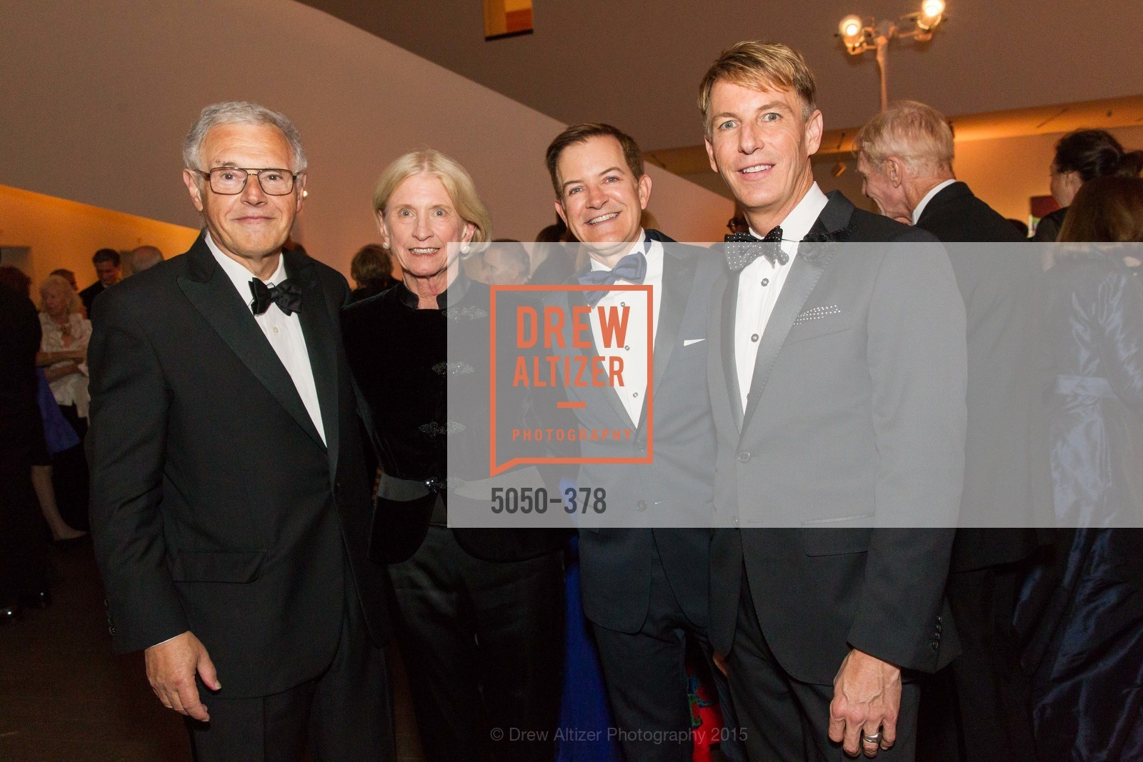 John Lavorgna, Joan Lavorgna, Trent Norris, Jack Calhoun, Tenth Anniversary Celebration of the New de Young  Museum, de Young Museum. 50 Hagiwara Tea Garden Dr, October 14th, 2015,Drew Altizer, Drew Altizer Photography, full-service agency, private events, San Francisco photographer, photographer california