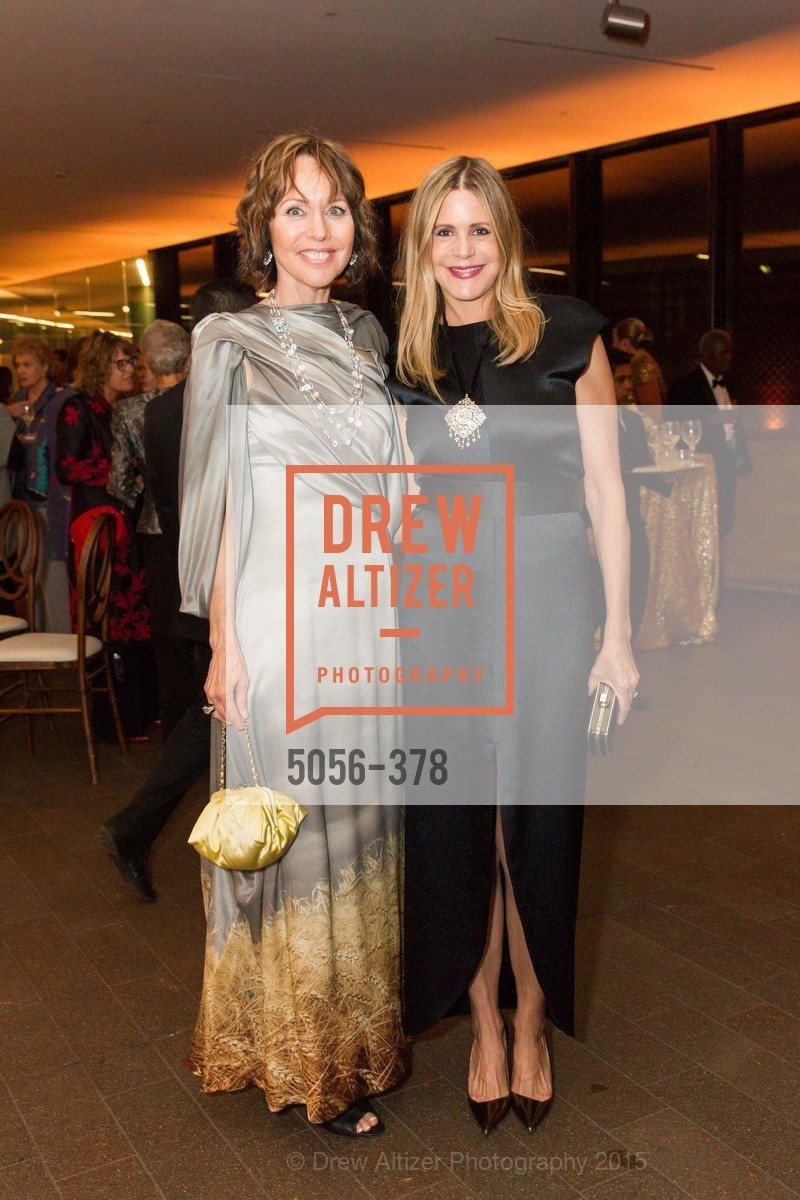 Christine Suppes, Mary Beth Shimmon, Tenth Anniversary Celebration of the New de Young  Museum, de Young Museum. 50 Hagiwara Tea Garden Dr, October 14th, 2015,Drew Altizer, Drew Altizer Photography, full-service agency, private events, San Francisco photographer, photographer california