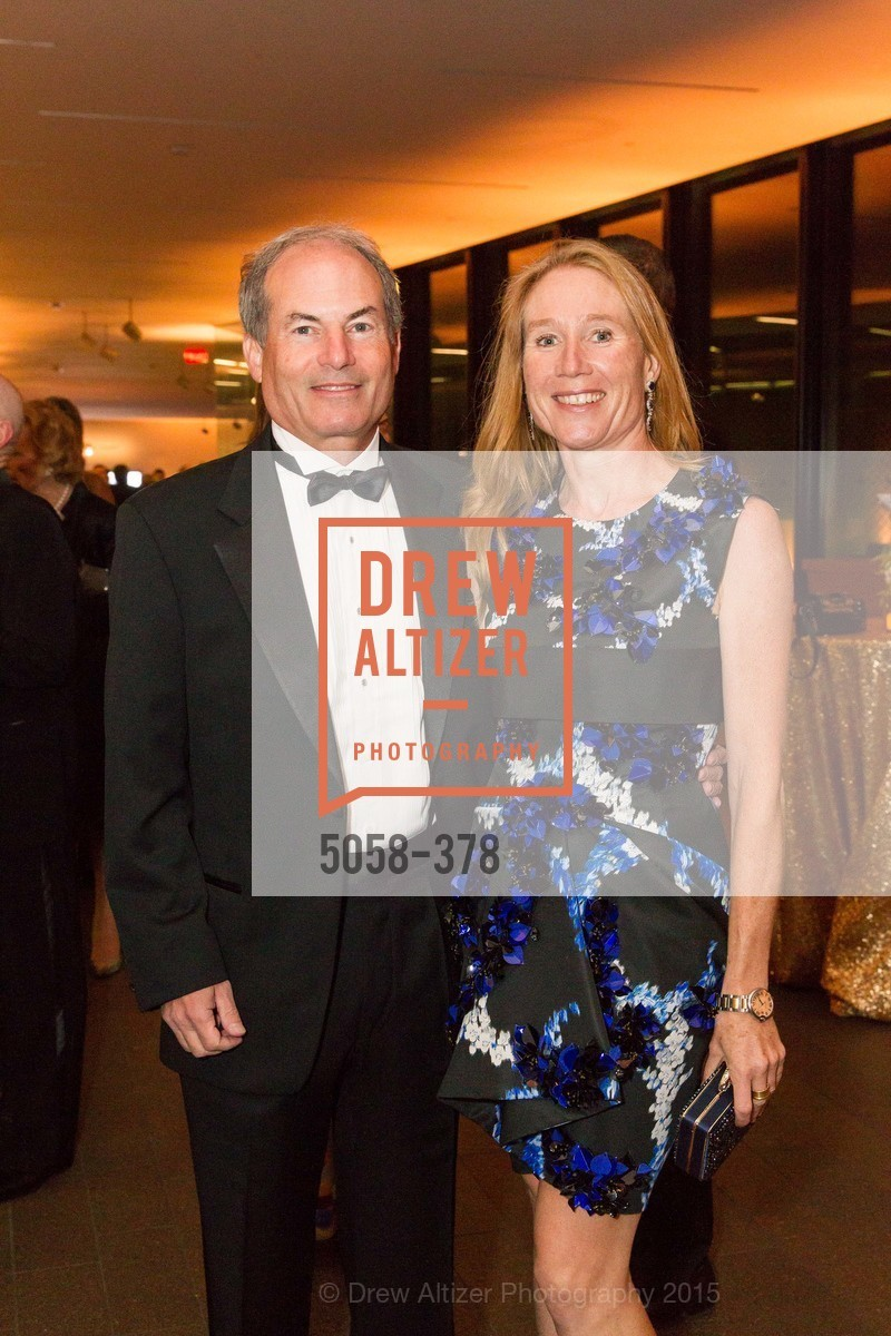 Robert Harris, Heather Preston, Tenth Anniversary Celebration of the New de Young  Museum, de Young Museum. 50 Hagiwara Tea Garden Dr, October 14th, 2015,Drew Altizer, Drew Altizer Photography, full-service agency, private events, San Francisco photographer, photographer california