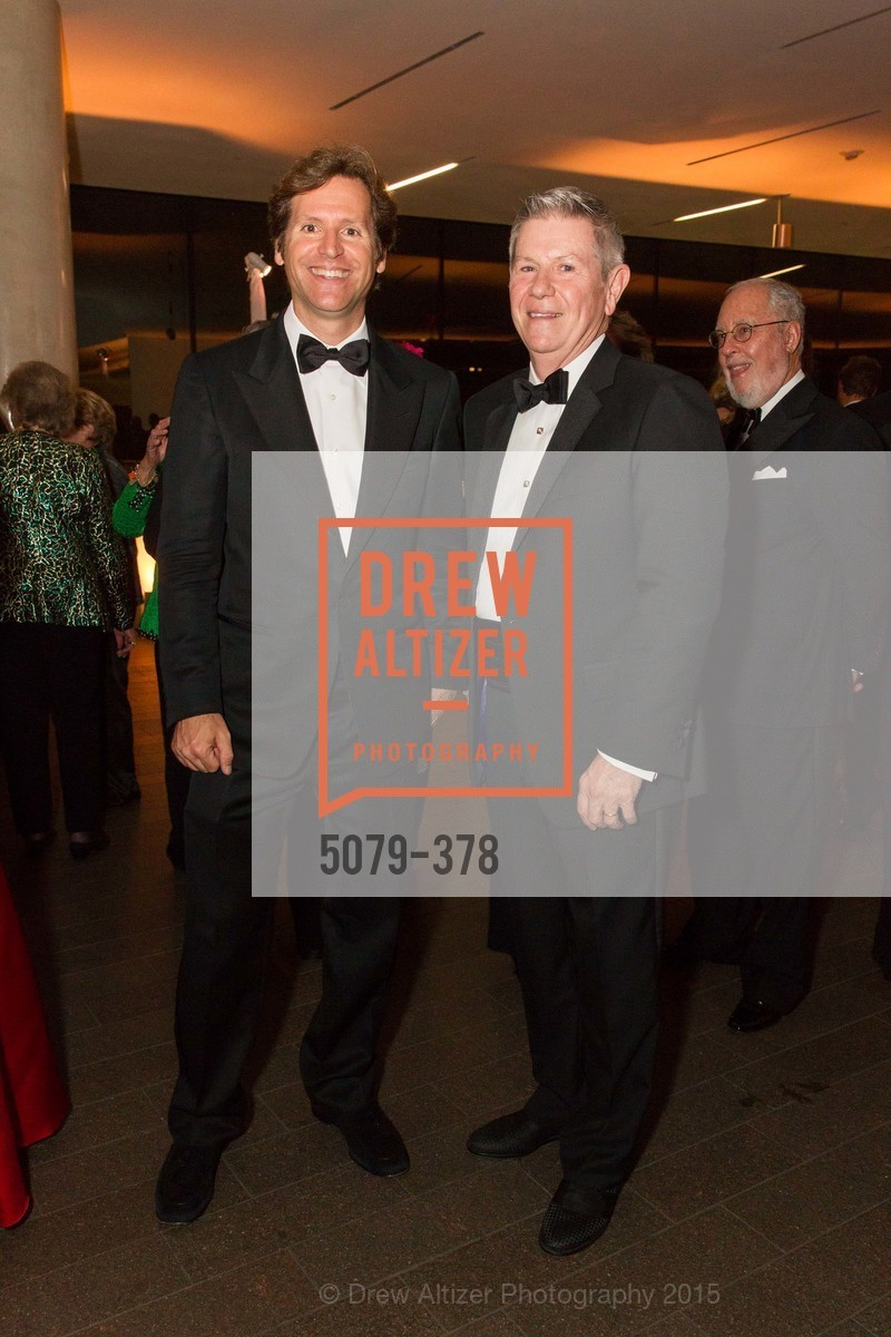 Trevor Traina, Richard Benefield, Tenth Anniversary Celebration of the New de Young  Museum, de Young Museum. 50 Hagiwara Tea Garden Dr, October 14th, 2015,Drew Altizer, Drew Altizer Photography, full-service agency, private events, San Francisco photographer, photographer california