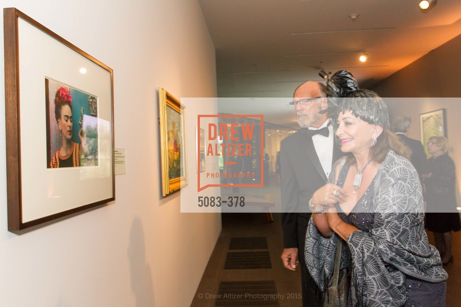 John Jamieson, Donna Huggins, Tenth Anniversary Celebration of the New de Young  Museum, de Young Museum. 50 Hagiwara Tea Garden Dr, October 14th, 2015