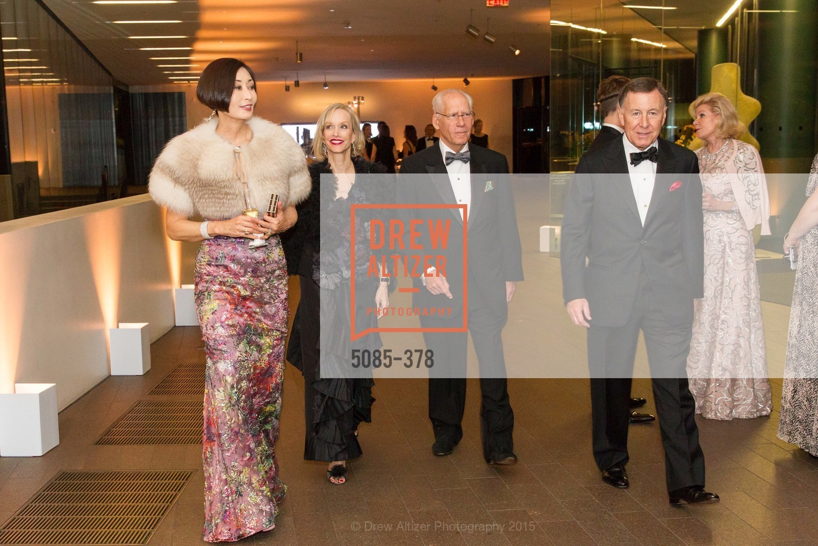 Yurie Pascarella, OJ Shansby, Gary Shansby, Carl Pascarella, Tenth Anniversary Celebration of the New de Young  Museum, de Young Museum. 50 Hagiwara Tea Garden Dr, October 14th, 2015,Drew Altizer, Drew Altizer Photography, full-service agency, private events, San Francisco photographer, photographer california
