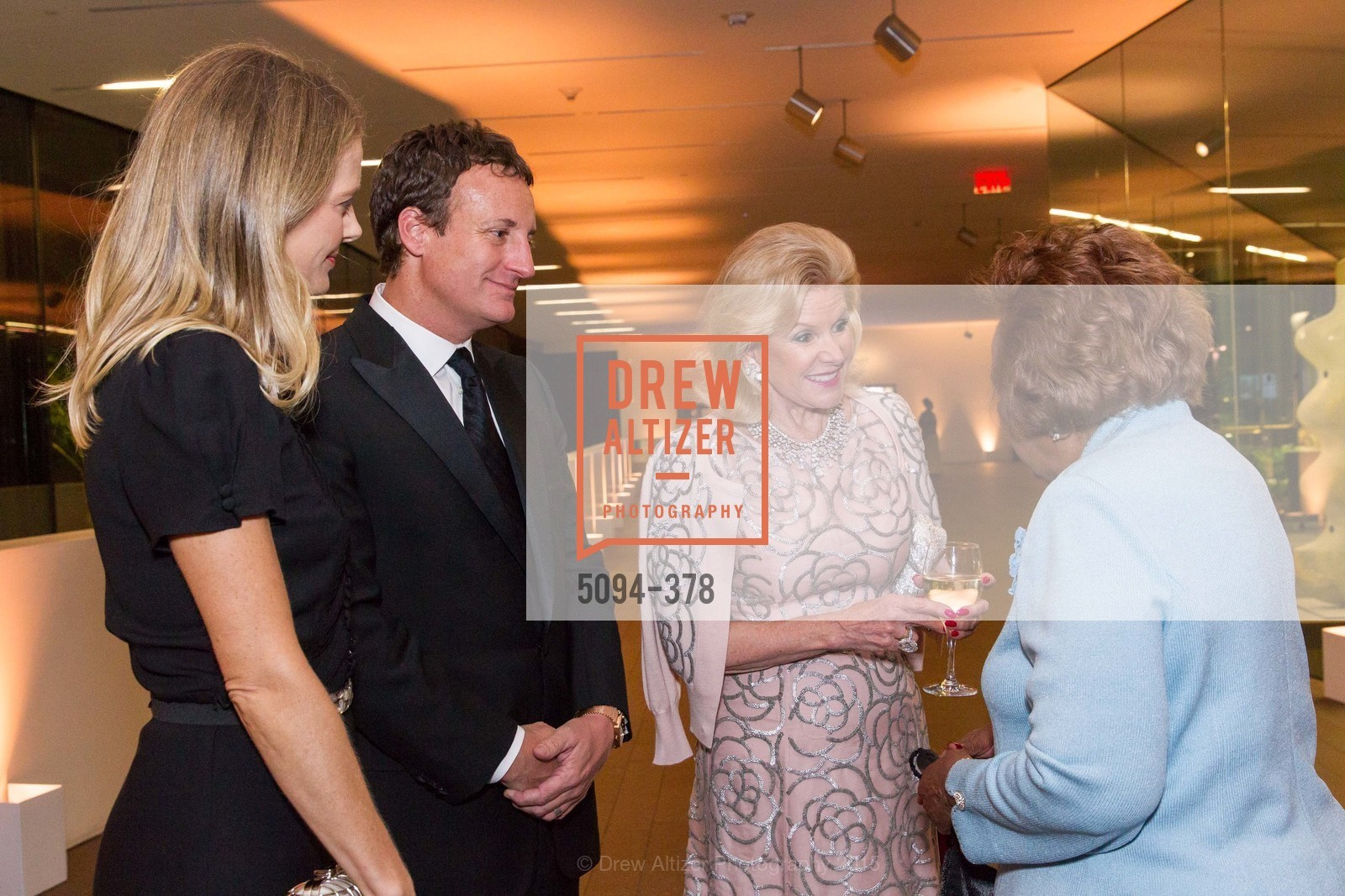 Katie Traina, Todd Traina, Dede Wilsey, Tenth Anniversary Celebration of the New de Young  Museum, de Young Museum. 50 Hagiwara Tea Garden Dr, October 14th, 2015,Drew Altizer, Drew Altizer Photography, full-service agency, private events, San Francisco photographer, photographer california