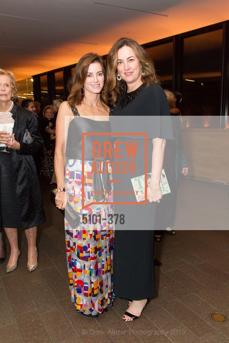 Carol Bonnie, Alexis Traina, Tenth Anniversary Celebration of the New de Young  Museum, de Young Museum. 50 Hagiwara Tea Garden Dr, October 14th, 2015,Drew Altizer, Drew Altizer Photography, full-service event agency, private events, San Francisco photographer, photographer California