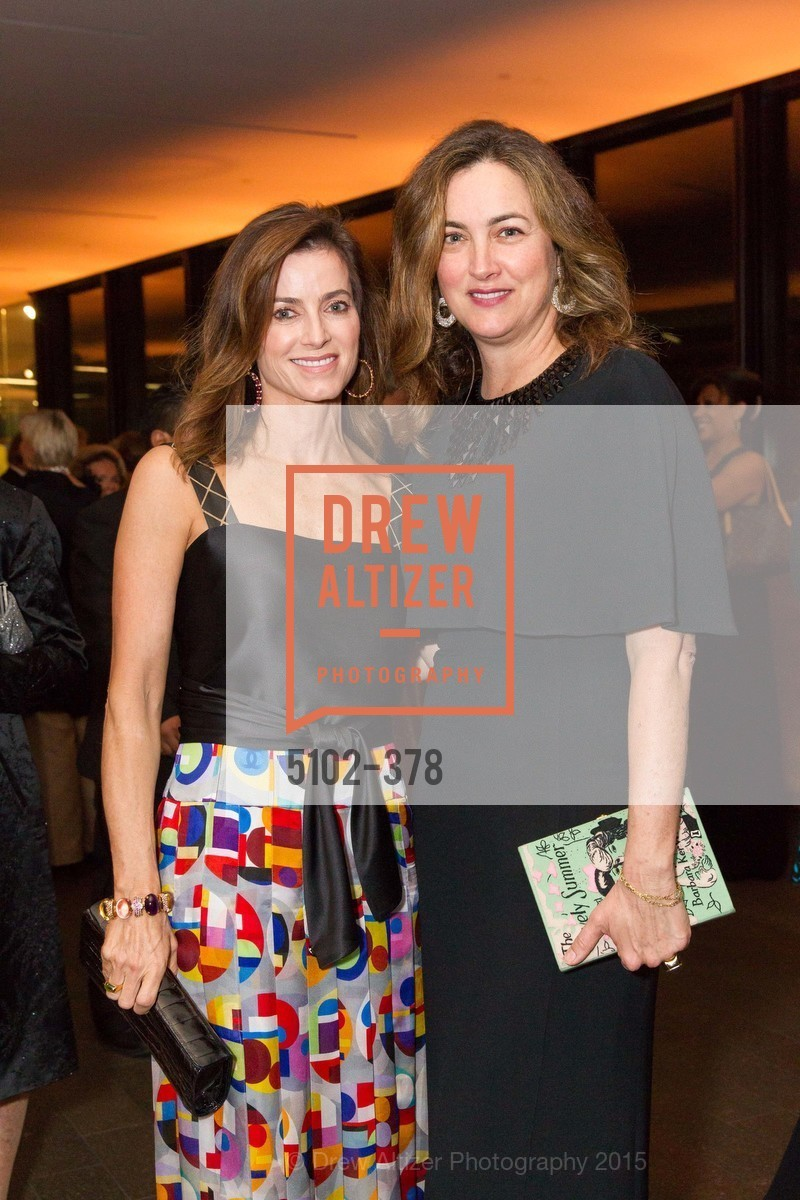 Carol Bonnie, Alexis Traina, Tenth Anniversary Celebration of the New de Young  Museum, de Young Museum. 50 Hagiwara Tea Garden Dr, October 14th, 2015,Drew Altizer, Drew Altizer Photography, full-service agency, private events, San Francisco photographer, photographer california