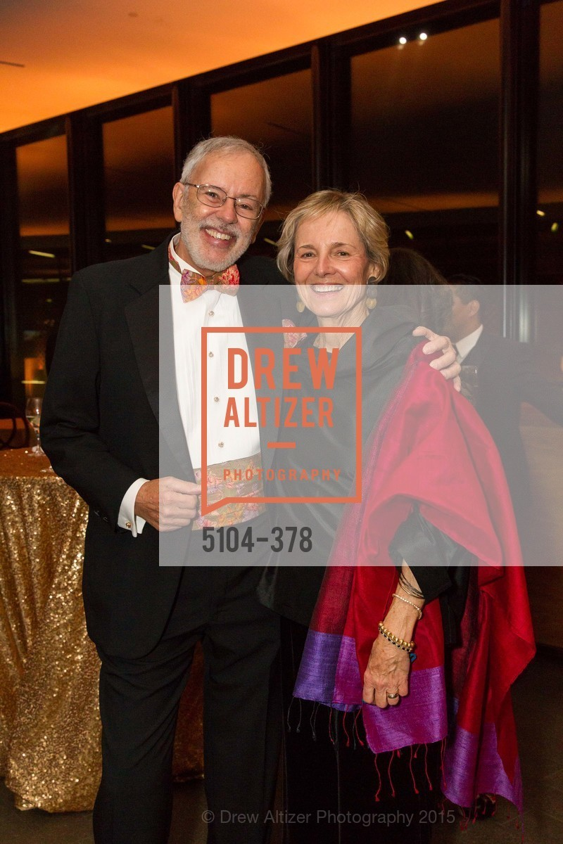 Richard Greenfield, Peggy Greenfield, Tenth Anniversary Celebration of the New de Young  Museum, de Young Museum. 50 Hagiwara Tea Garden Dr, October 14th, 2015,Drew Altizer, Drew Altizer Photography, full-service agency, private events, San Francisco photographer, photographer california