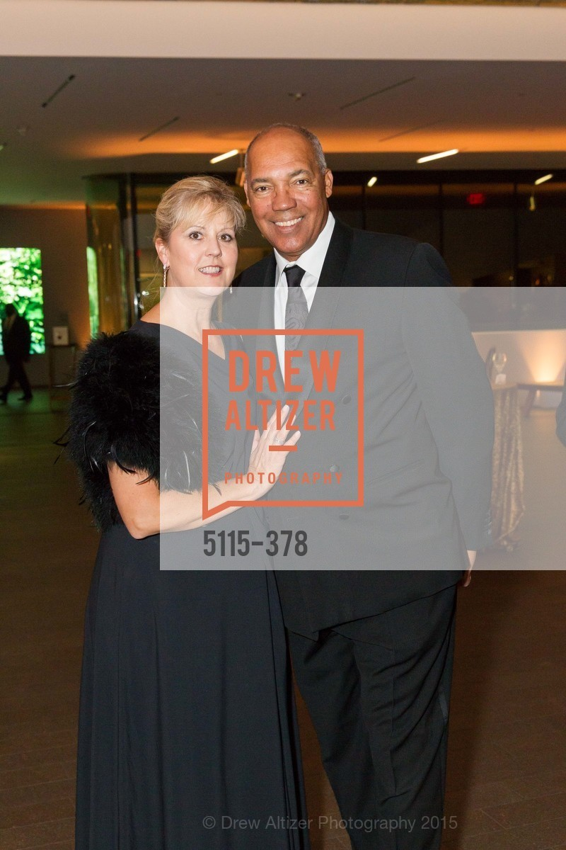 KIm Johnson, Dan Johnson, Tenth Anniversary Celebration of the New de Young  Museum, de Young Museum. 50 Hagiwara Tea Garden Dr, October 14th, 2015,Drew Altizer, Drew Altizer Photography, full-service agency, private events, San Francisco photographer, photographer california