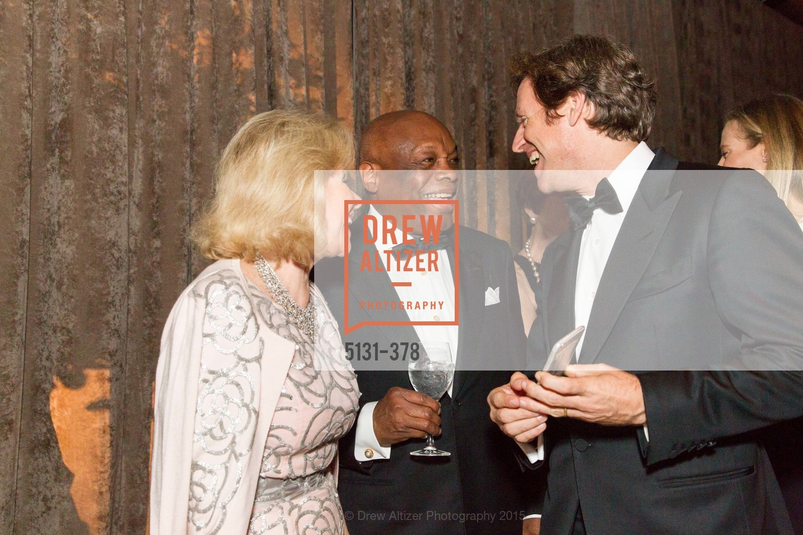Dede Wilsey, Willie Brown, Trevor Traina, Tenth Anniversary Celebration of the New de Young  Museum, de Young Museum. 50 Hagiwara Tea Garden Dr, October 14th, 2015,Drew Altizer, Drew Altizer Photography, full-service agency, private events, San Francisco photographer, photographer california