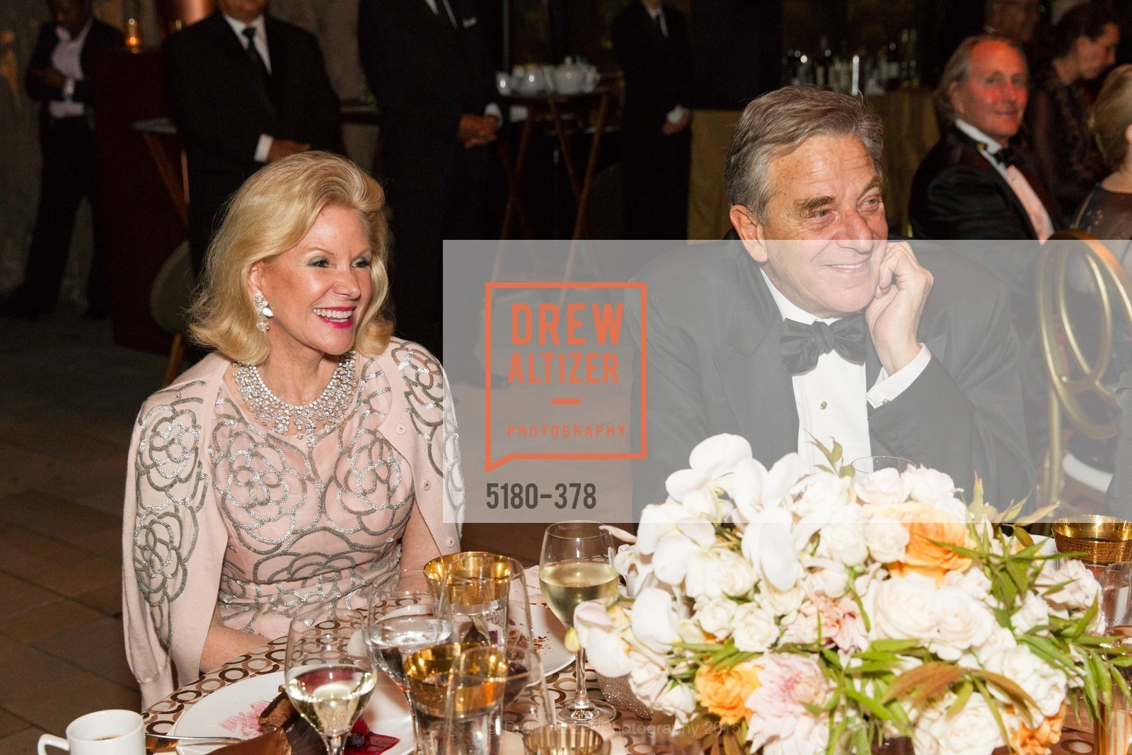 Dede Wilsey, Paul Pelosi, Tenth Anniversary Celebration of the New de Young  Museum, de Young Museum. 50 Hagiwara Tea Garden Dr, October 14th, 2015,Drew Altizer, Drew Altizer Photography, full-service event agency, private events, San Francisco photographer, photographer California