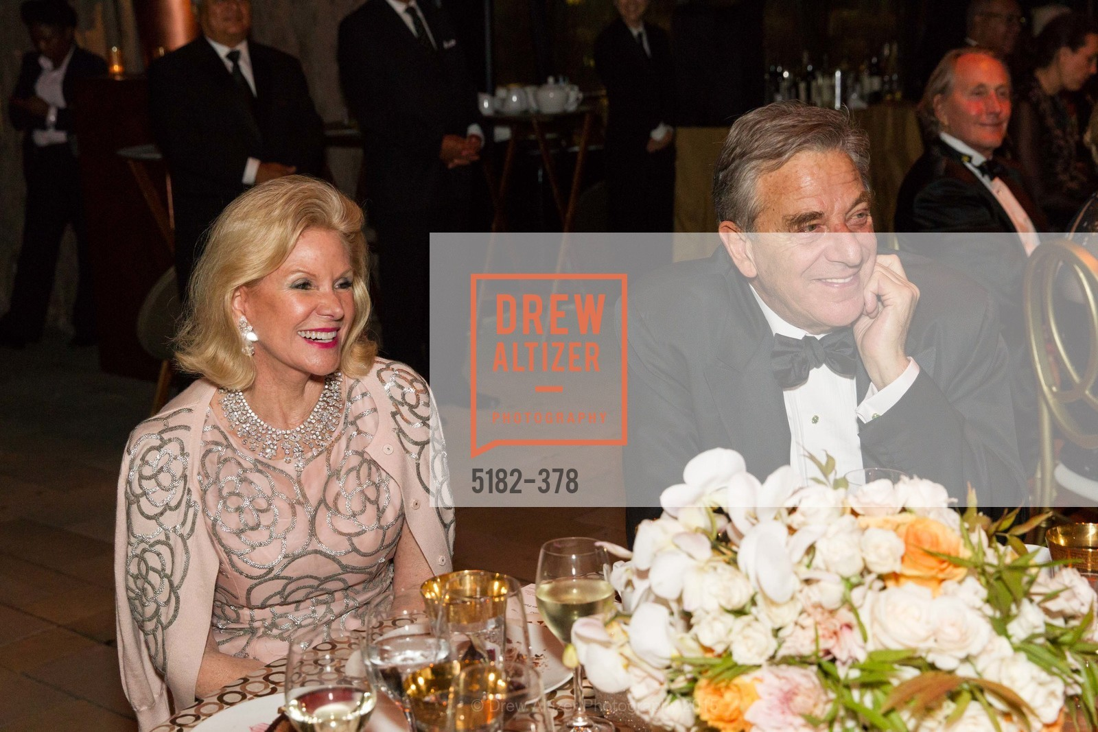 Dede Wilsey, Paul Pelosi, Tenth Anniversary Celebration of the New de Young  Museum, de Young Museum. 50 Hagiwara Tea Garden Dr, October 14th, 2015,Drew Altizer, Drew Altizer Photography, full-service agency, private events, San Francisco photographer, photographer california