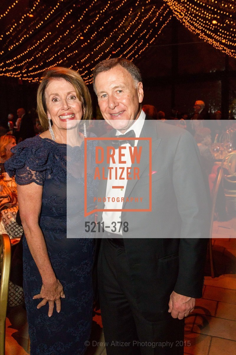 Nancy Pelosi, Carl Pascarella, Tenth Anniversary Celebration of the New de Young  Museum, de Young Museum. 50 Hagiwara Tea Garden Dr, October 14th, 2015,Drew Altizer, Drew Altizer Photography, full-service event agency, private events, San Francisco photographer, photographer California