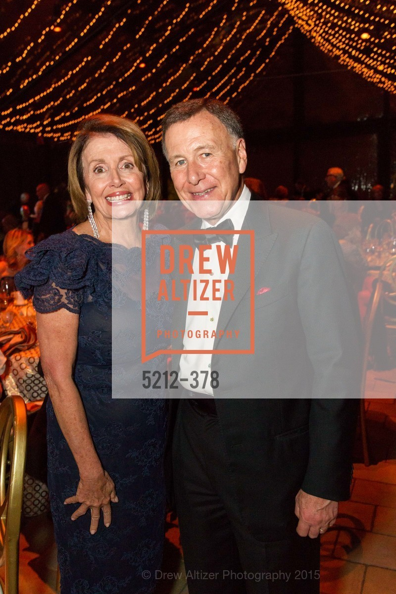 Nancy Pelosi, Carl Pascarella, Tenth Anniversary Celebration of the New de Young  Museum, de Young Museum. 50 Hagiwara Tea Garden Dr, October 14th, 2015,Drew Altizer, Drew Altizer Photography, full-service agency, private events, San Francisco photographer, photographer california