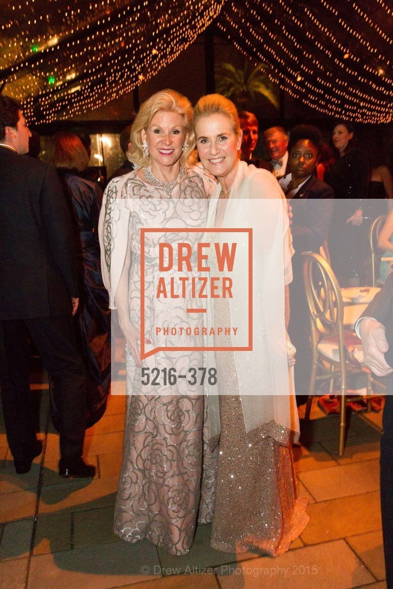 Dede Wilsey, Lisa Goldman, Tenth Anniversary Celebration of the New de Young  Museum, de Young Museum. 50 Hagiwara Tea Garden Dr, October 14th, 2015,Drew Altizer, Drew Altizer Photography, full-service agency, private events, San Francisco photographer, photographer california