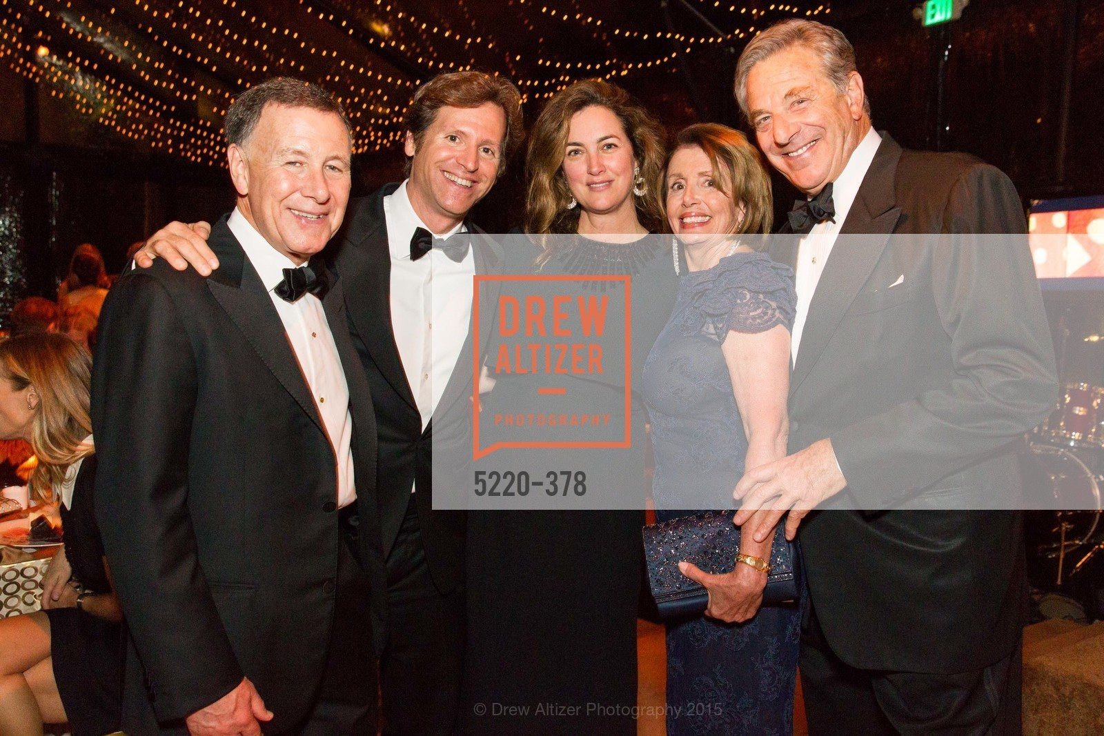 Carl Pascarella, Trevor Traina, Alexis Traina, Nancy Pelosi, Paul Pelosi, Tenth Anniversary Celebration of the New de Young  Museum, de Young Museum. 50 Hagiwara Tea Garden Dr, October 14th, 2015,Drew Altizer, Drew Altizer Photography, full-service agency, private events, San Francisco photographer, photographer california