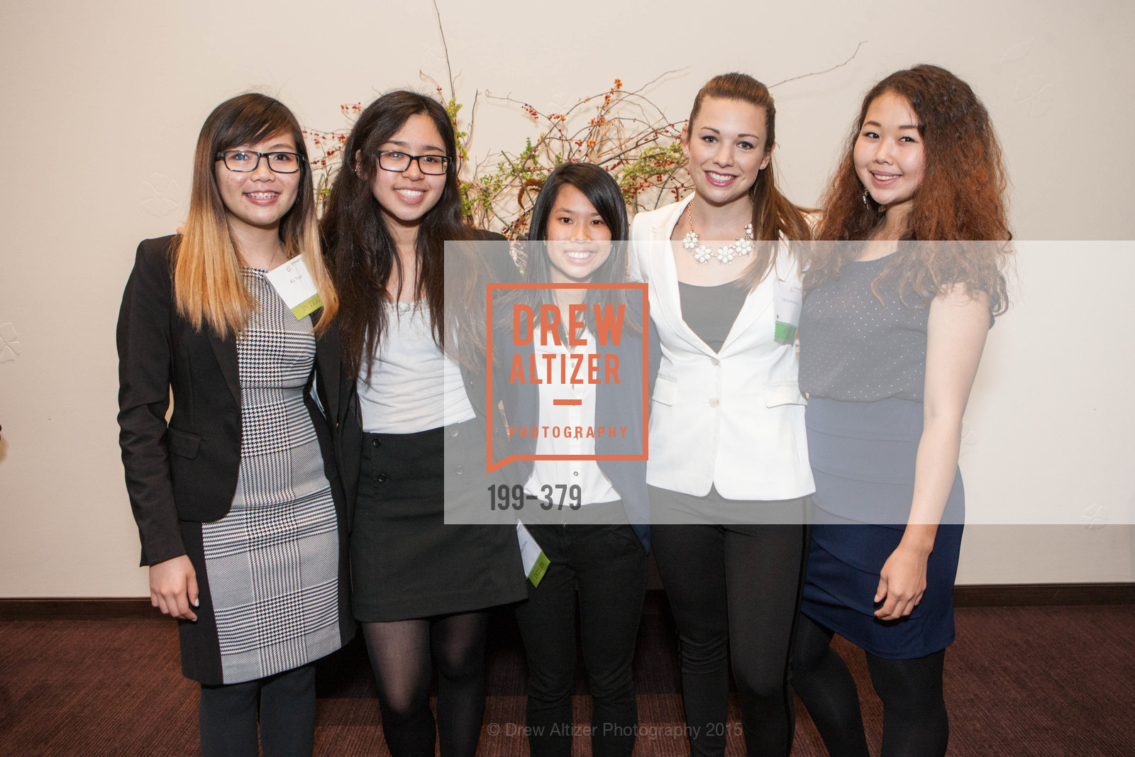Ky Tran, Nancy Bund, Tammy Ching, Olivia Berkowitz, Anujin Altantsog, Genesys Works Bay Area Presents BREAKING THROUGH, St. Regis Hotel. 125 3rd St, October 14th, 2015,Drew Altizer, Drew Altizer Photography, full-service agency, private events, San Francisco photographer, photographer california