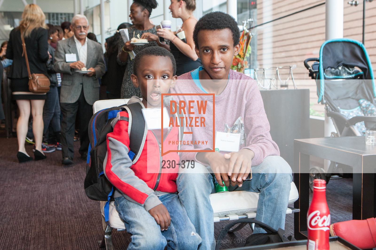 Nehemiah Daniel, Nahom Sammuel, Genesys Works Bay Area Presents BREAKING THROUGH, St. Regis Hotel. 125 3rd St, October 14th, 2015,Drew Altizer, Drew Altizer Photography, full-service agency, private events, San Francisco photographer, photographer california