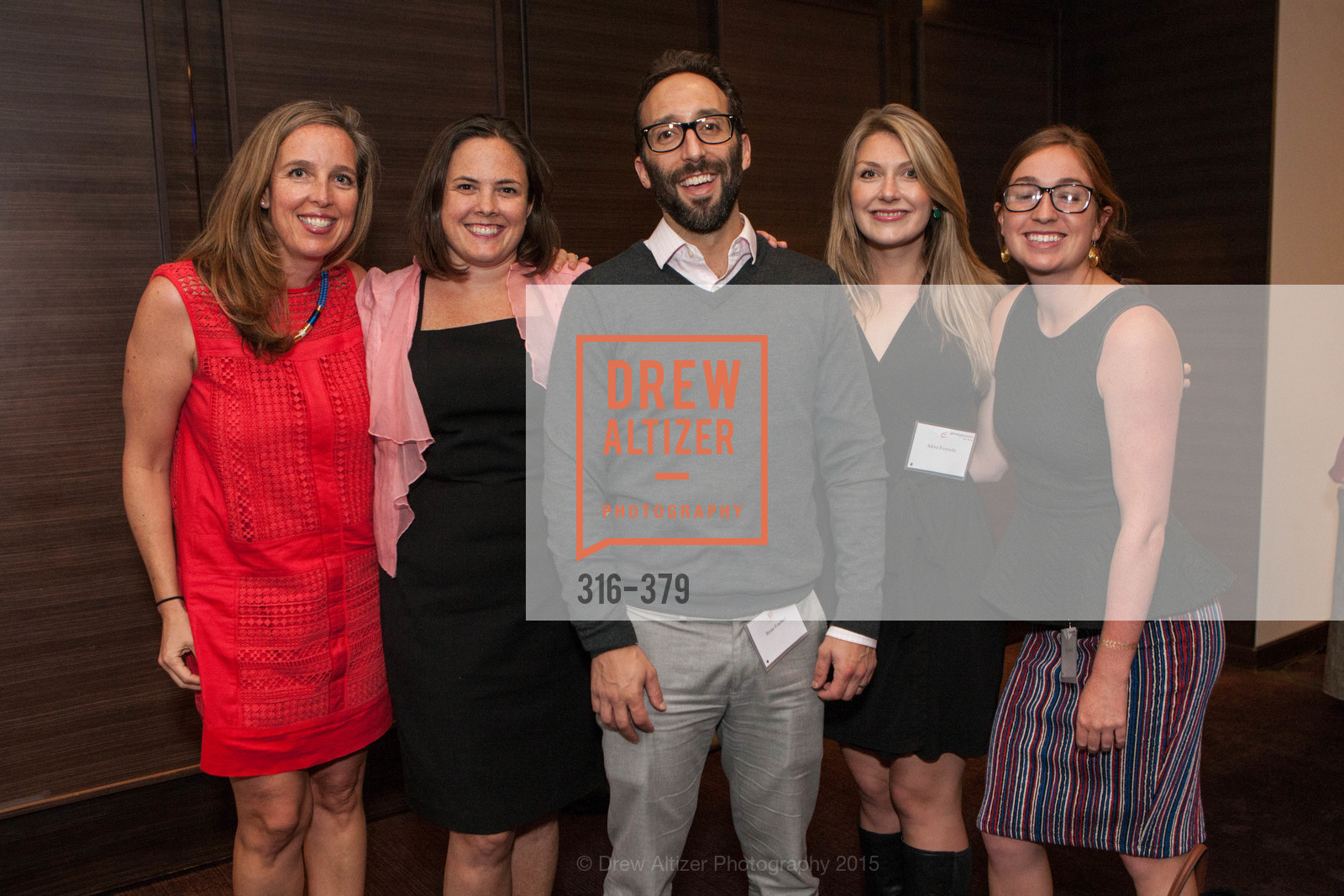 Alyene Schneidewind, Mary Kay Huse, Brian Estevez, Alesa Eversole, Elaine Stanfield, Genesys Works Bay Area Presents BREAKING THROUGH, St. Regis Hotel. 125 3rd St, October 14th, 2015,Drew Altizer, Drew Altizer Photography, full-service agency, private events, San Francisco photographer, photographer california