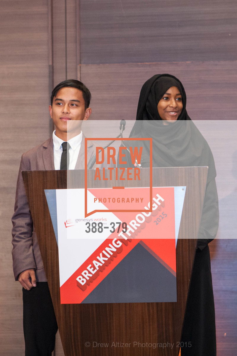 Fatimah Dalil, Genesys Works Bay Area Presents BREAKING THROUGH, St. Regis Hotel. 125 3rd St, October 14th, 2015,Drew Altizer, Drew Altizer Photography, full-service agency, private events, San Francisco photographer, photographer california