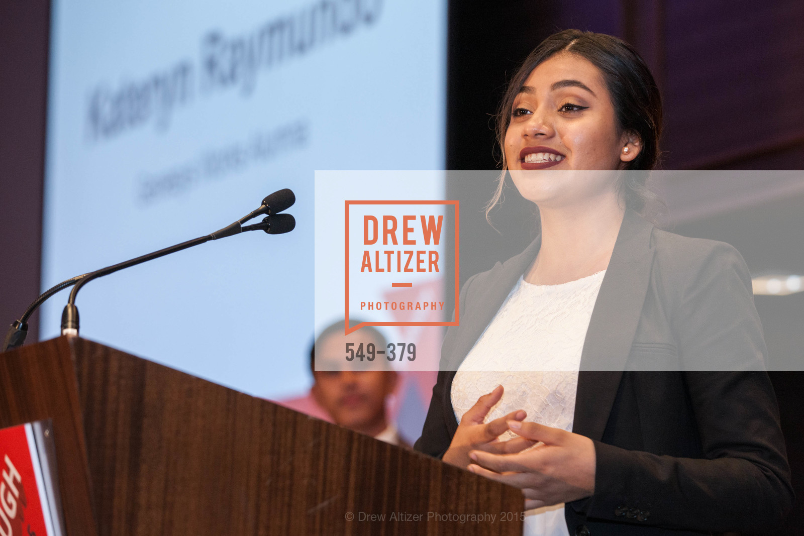 Kateryn Raymundo, Genesys Works Bay Area Presents BREAKING THROUGH, St. Regis Hotel. 125 3rd St, October 14th, 2015,Drew Altizer, Drew Altizer Photography, full-service agency, private events, San Francisco photographer, photographer california