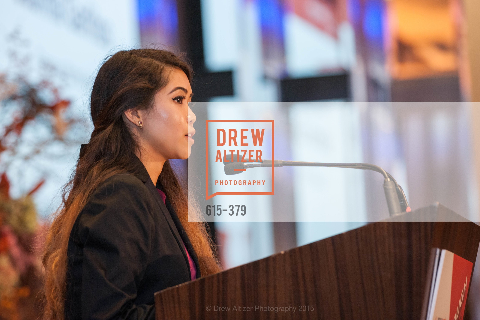 Sabrina Garlitos, Genesys Works Bay Area Presents BREAKING THROUGH, St. Regis Hotel. 125 3rd St, October 14th, 2015,Drew Altizer, Drew Altizer Photography, full-service agency, private events, San Francisco photographer, photographer california