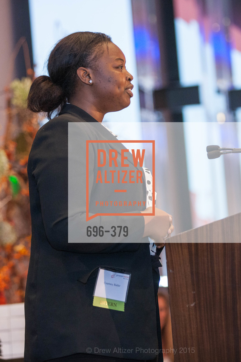 Courtney Butler, Genesys Works Bay Area Presents BREAKING THROUGH, St. Regis Hotel. 125 3rd St, October 14th, 2015,Drew Altizer, Drew Altizer Photography, full-service agency, private events, San Francisco photographer, photographer california