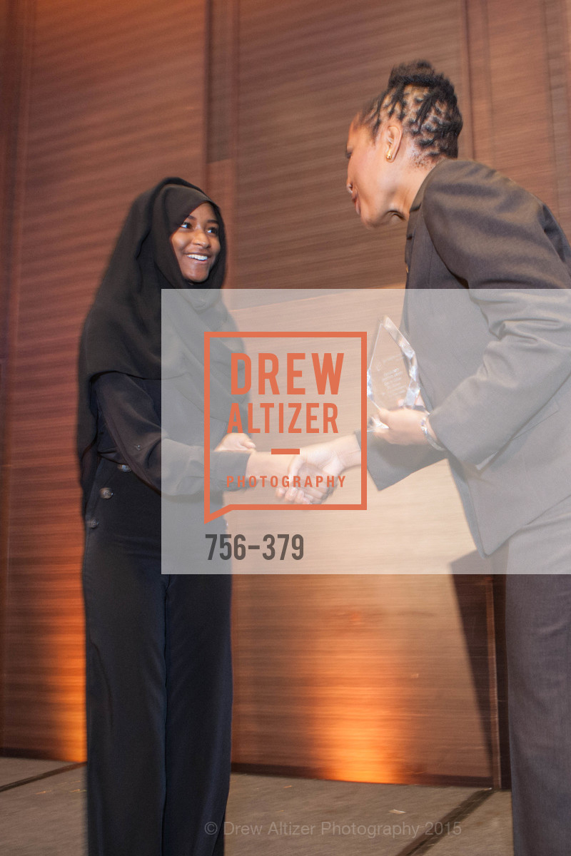 Fatimah Dalil, Lynette McElhaney, Genesys Works Bay Area Presents BREAKING THROUGH, St. Regis Hotel. 125 3rd St, October 14th, 2015,Drew Altizer, Drew Altizer Photography, full-service agency, private events, San Francisco photographer, photographer california